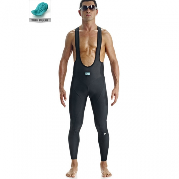 Assos LL.Uno_s5 bibtight zwart heren  AS111415412