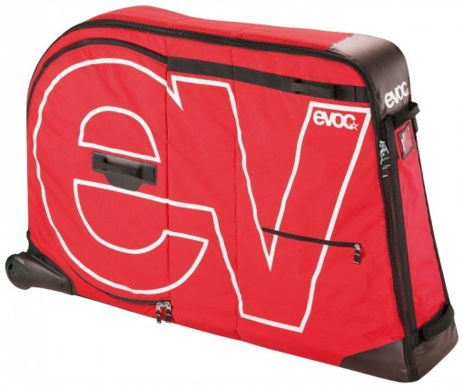 Evoc Bike travel bag rood 75833  100402500