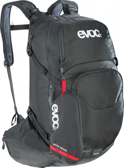 Evoc Explorer pro 30 liter rugzak zwart  100210100