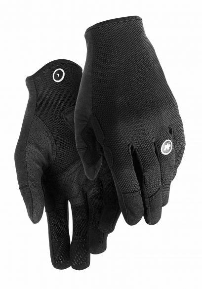 Assos Trail FF handschoenen zwart unisex  P135052918