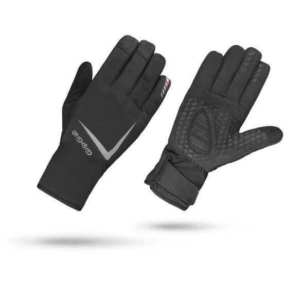 GripGrab Optimus fietshandschoenen zwart  1060