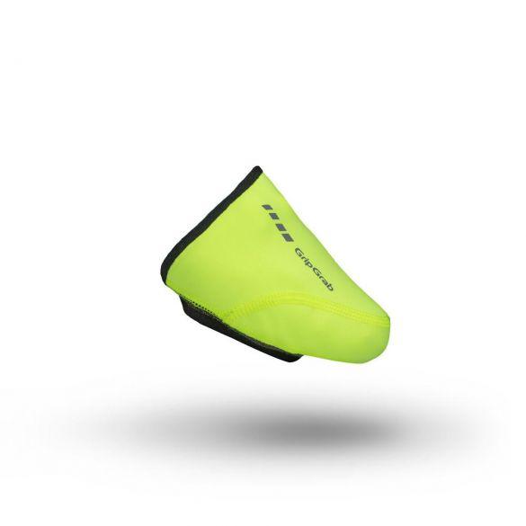 GripGrab Toe cover hi-vis teenbeschermer geel  2016