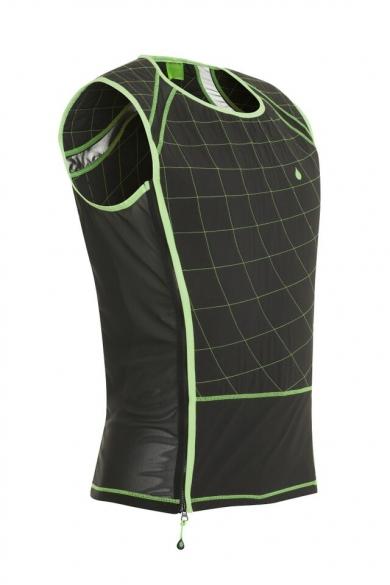 TechNiche HyperKewl Aerochill Mannen groen  9999-GR-L