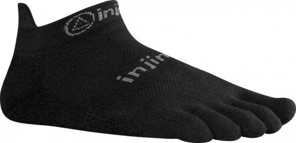 Injinji Run Lightweight NS Xtralife zwart  IS201110