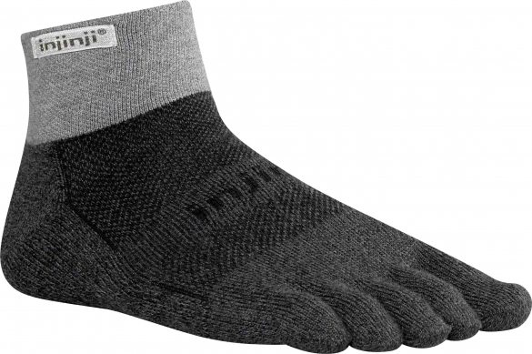 Injinji Trail Midweight MC Xtralife granite  IS213130
