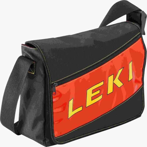LEKI Leki Messenger Bag red  LA3590000-06