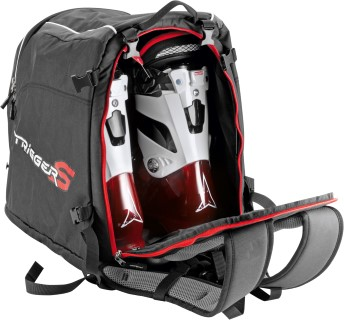 LEKI Leki Ski Boot Backpack Made By Deuter red  LA3600300-06