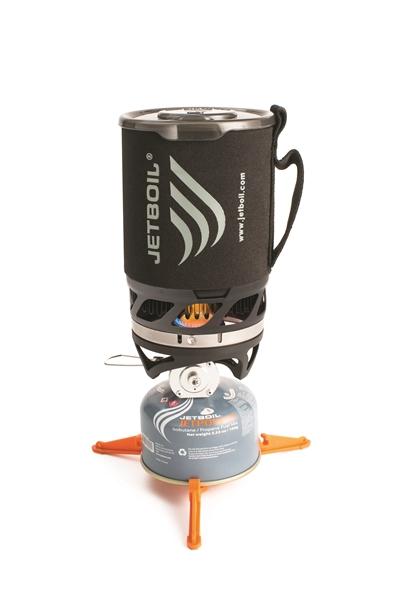 Jetboil MicroMo carbon brander en beker ineen  00973680