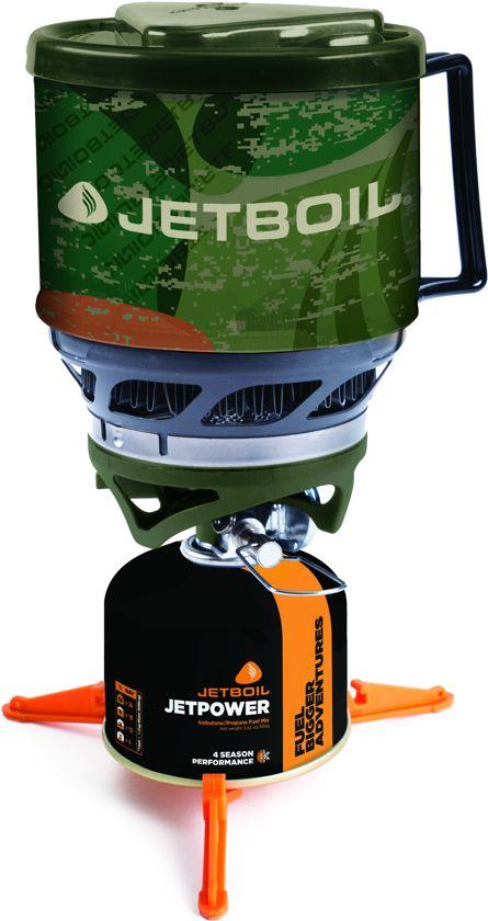 Jetboil MiniMo jetcam campingkooktoestel 1 liter  973593