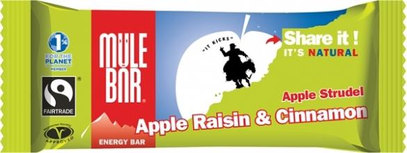MuleBar Reep Apple Strudel 30 x 40 gram  00977781