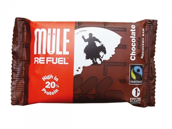 MuleBar Refuel Chocolate and date 20 x 65 gram  00973790