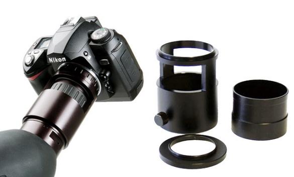 Outdoor Club Fotoadapter DG voor ST65/80/100 en T80/90  530110