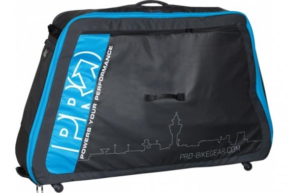 PRO Fiets Transporttas Mega Voor Race en Mtb (+E-Thru)  PRBA0029