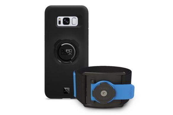 Quad Lock run kit Samsung Galaxy S8+ sportarmband  121350