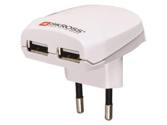 SKROSS Euro USB-oplader  771271