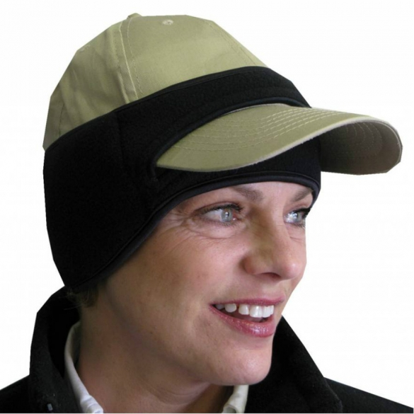 TechNiche ThermaFur Softshell oorband voor baseball caps  5528S