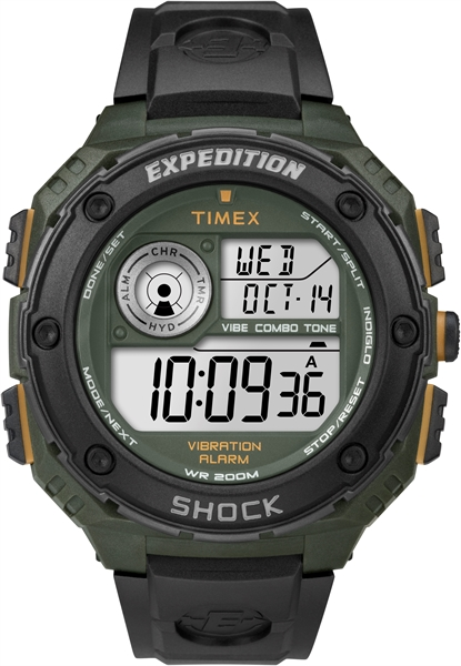 Timex Expedition Vibe Shock outdoorhorloge  00461708