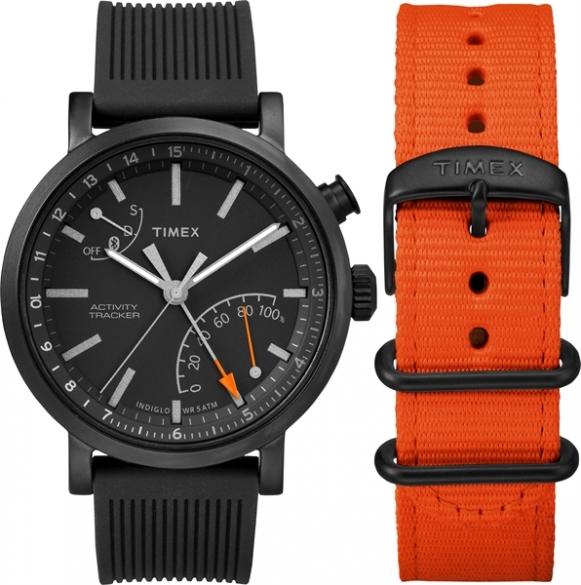 Timex Metropolitan+ giftset with extra nylon strap (TWG01260)  00461773