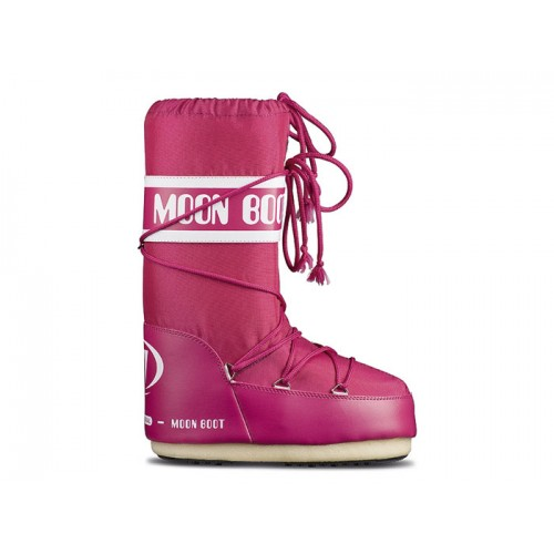 Moon Boot Nylon dames maat 23-26 roze  TM14004400A-62-23/26-MAAT