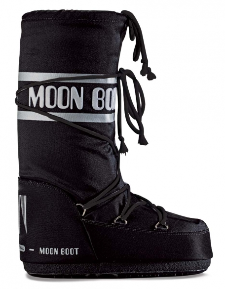 Moon Boot Nylon dames maat 27-30 zwart  TM14004400B-01-27/30-MAAT