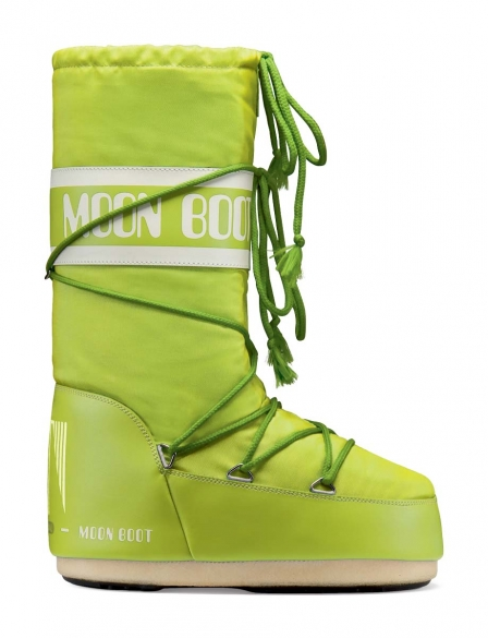 Moon Boot Nylon dames maat 27-30 groen  TM14004400B-70-27/30-MAAT