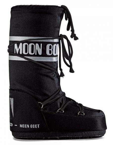 Moon Boot Nylon dames maat 42-44 zwart  TM14004400D-01-42/44-MAAT