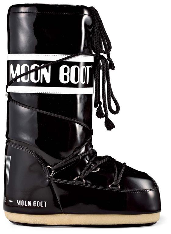 Moon Boot Vinil dames maat 39-41 zwart/wit  TM14009700C-02-39/41-MAAT