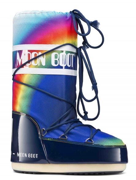 Moon Boot New Rainbow 2.0 dames maat 39-41 multicolor  TM14019600-001-39/41-MAAT