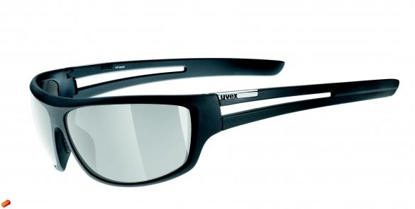 Uvex Chunk Sportbril zwart-mat  UZ530451-2216