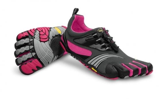 Fivefingers KMD Sport LS dames grijs/zwart/roze   VF14W3603