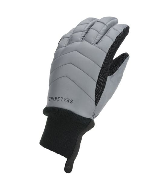 SealSkinz All weather insulated handschoenen grijs dames  12200078-0010