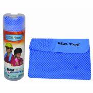 KewlTowel koelhanddoek blauw