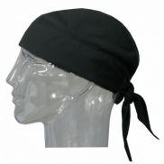 Koel bandana zwart