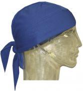 Koel bandana blauw