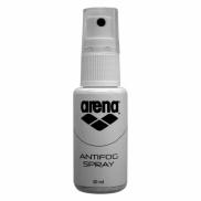 Anti condens spray lens cleaner