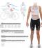 Castelli Promessa 2 fietsshirt forest grijs dames  17065-089